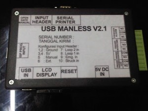 USB mainless